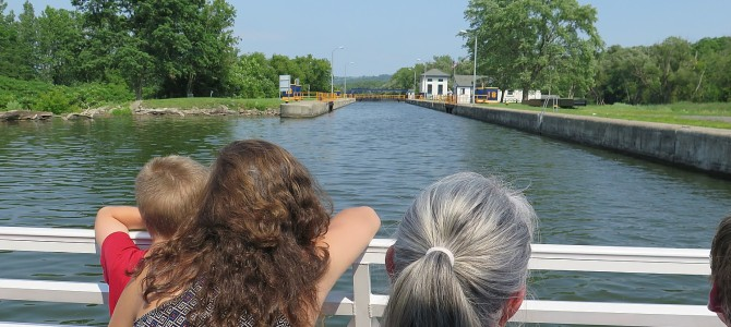 Erie Canal Cruises, Gems Along Mohawk Round Out Stay at Herkimer Diamond Mines KOA