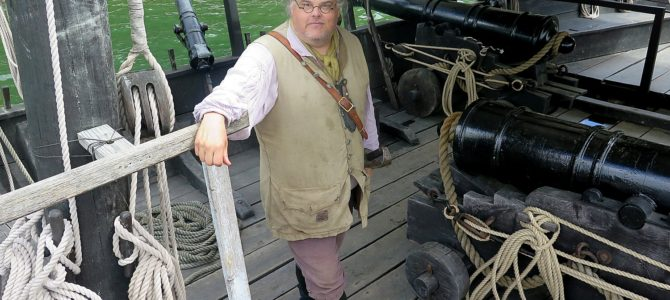 Lake Champlain Maritime Museum Engages Visitors in Vermont's Living History