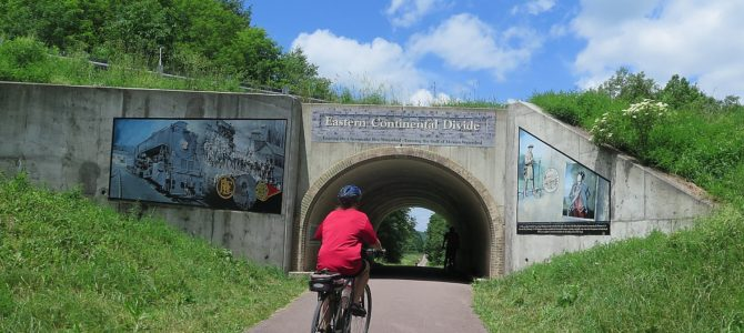 Rails-to-Trails Conservancy's BikeTour on Great Allegheny Passage Highlights Benefits of RailTrails