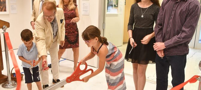 Nassau County Museum of Art Becomes Destination for Arts Education with Opening of Manes Center