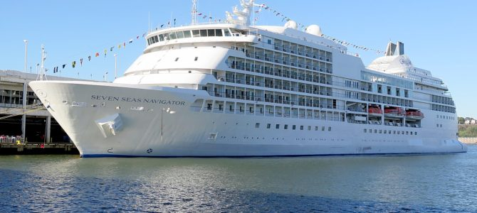 Regent Seven Seas' Navigator in New York Provides First-Hand Look at 'Most Inclusive Luxury Cruiseline'